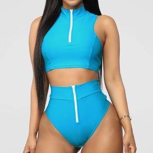 Water Sports Tank Bikini
